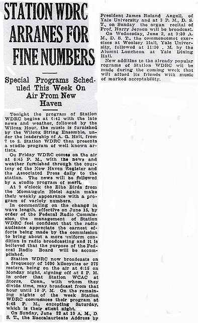 New Haven Register - June 16, 1927