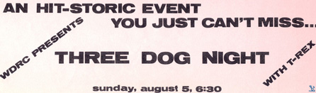 Big D Big Sound Survey - July 20, 1973