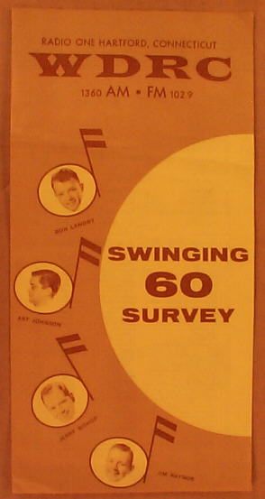 Wdrc swinging sixty survey