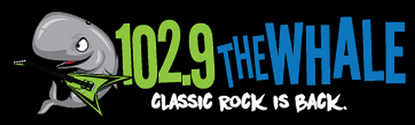 102.9TheWhale logo