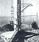 Antenna termination at W1XPW, circa 1940