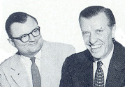 (l-r:) John B. Jaeger and Richard D. Buckley