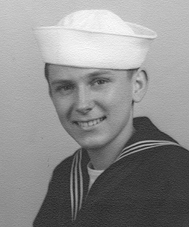 WDRC's Charlie Parker during his days in the U.S. Navy