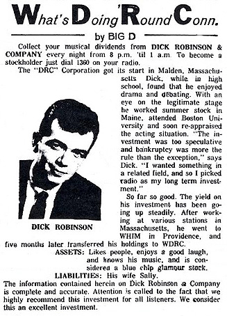 What's Doing 'Round Connecticut column - March 22, 1964